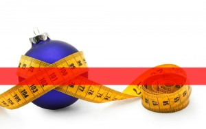 tapemeasurearoundchristmasball
